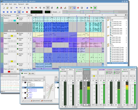 Qtractor-screenshot4.png