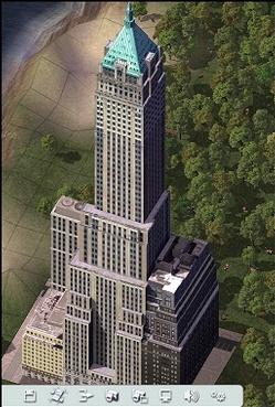 シムシティ4:実在建築Mod(Bat):ムンジュイック通信塔、廈門市の ...